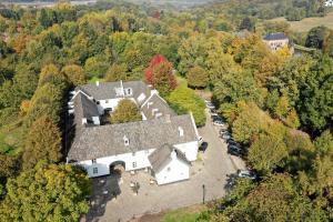 A bird's-eye view of Fletcher Hotel-Restaurant Kasteel Erenstein