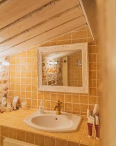 A bathroom at Château de Berne - Bastide des Gomberts