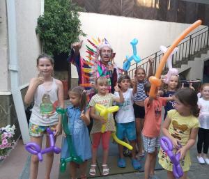 Дети в Предгорье Сукко Гостевой дом