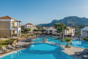 A view of the pool at Lindos Imperial Resort & Spa or nearby