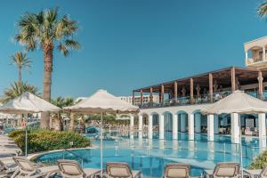 The swimming pool at or near Lindos Imperial Resort & Spa