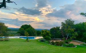 The swimming pool at or near Summerplace Farm Stay