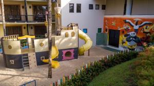 Детская игровая зона в Catalonia Riviera Maya Resort & Spa - Все включено