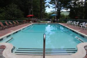 The swimming pool at or near Forest Hill Lodging