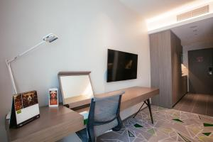 A television and/or entertainment center at Capri by Fraser Brisbane