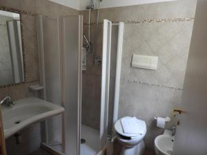 Bagno di Casa Hotel Civitella