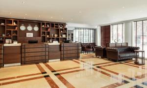 Vstupní hala nebo recepce v ubytování Four Points by Sheraton Bur Dubai