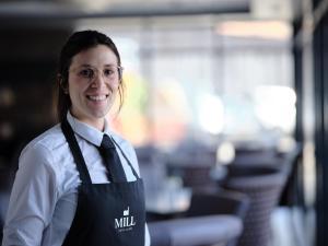 Staff members at MILL Hotel & Spa