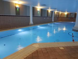 The swimming pool at or near MILL Hotel & Spa