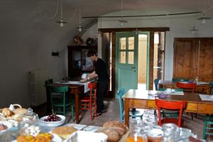 Ristorante o altro punto ristoro di A Casa Di Mìnola