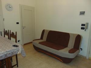 Area soggiorno di Ravagnese House