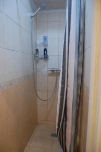 Ванная комната в Хостел Лайм