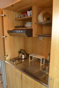Cucina o angolo cottura di Nizza26 Serviced Apartments