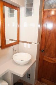 Salle de bains dans l'établissement Picos House