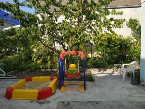 Детская игровая зона в Гостевой дом Барбарис
