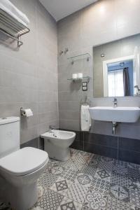 Un baño de Apartamentos Casa de la Lonja