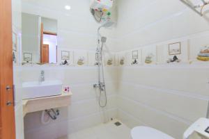 Ванная комната в Summer Beach