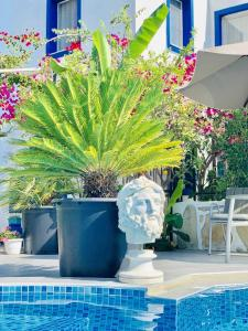 The swimming pool at or close to Artunc Hotel Bodrum