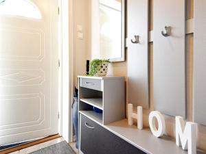 Ett badrum på One-Bedroom Holiday home in Lysekil 11
