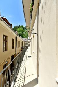 מרפסת או טרסה ב-Safrano Palace