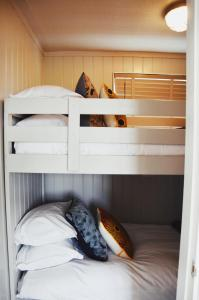 A bunk bed or bunk beds in a room at Rye Lodge Hotel