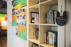 Biblioteket på vandrehjemmet