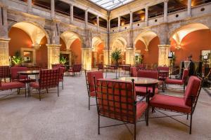 Un restaurante o sitio para comer en Izan Trujillo