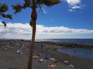 Pláž u penzionu