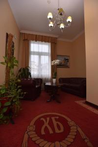 Prostor za sedenje u objektu Hotel Beograd