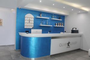 Hall ou réception de l'établissement Olive Luxury Rooms