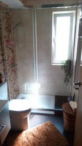 Uma casa de banho em Casa de Manteigas