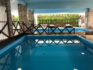 The swimming pool at or close to Hotel Rieger