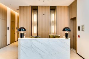 The lobby or reception area at Vida Emirates Hills Residences