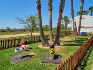 De kinderspeelruimte van BQ Alcudia Sun Village