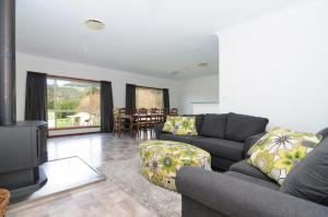 A seating area at Tatiara - Spacious family friendly home!