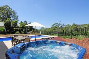 The swimming pool at or near Tatiara - Spacious family friendly home!