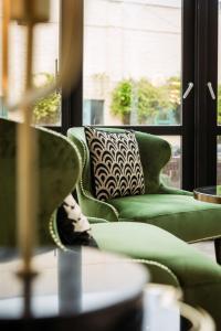Een zitgedeelte bij C-Hotels Continental