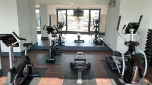 Gimnasio o instalaciones de fitness de Parador de Lleida