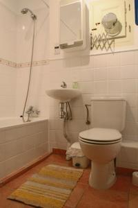 Een badkamer bij Casa del Patio