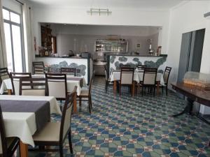Εστιατόριο ή άλλο μέρος για φαγητό στο Serifos Beach Hotel