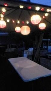 A restaurant or other place to eat at Visitar Bioucas II - Casa Tradicional Familiar