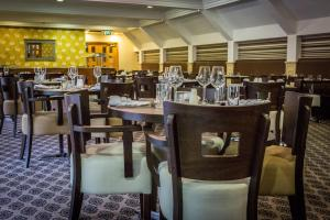 A restaurant or other place to eat at Hellaby Hall Hotel; BW Signature Collection