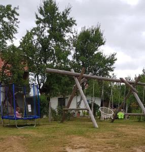 Herní místnost nebo prostor pro děti v ubytování Apartments Joso Hodak