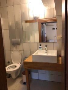 Ванная комната в Datca Suites