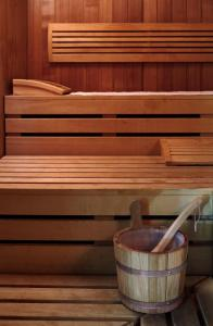 Spa and/or other wellness facilities at Casa Camper Berlin