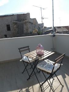 A balcony or terrace at Il Castello