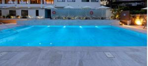 The swimming pool at or near Nuria