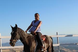Attività di equitazione presso l'agriturismo o nelle vicinanze