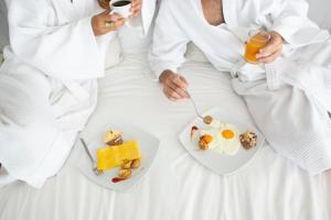 Cama o camas de una habitación en Be Playa