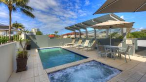 The swimming pool at or near The Dunes Cotton Tree